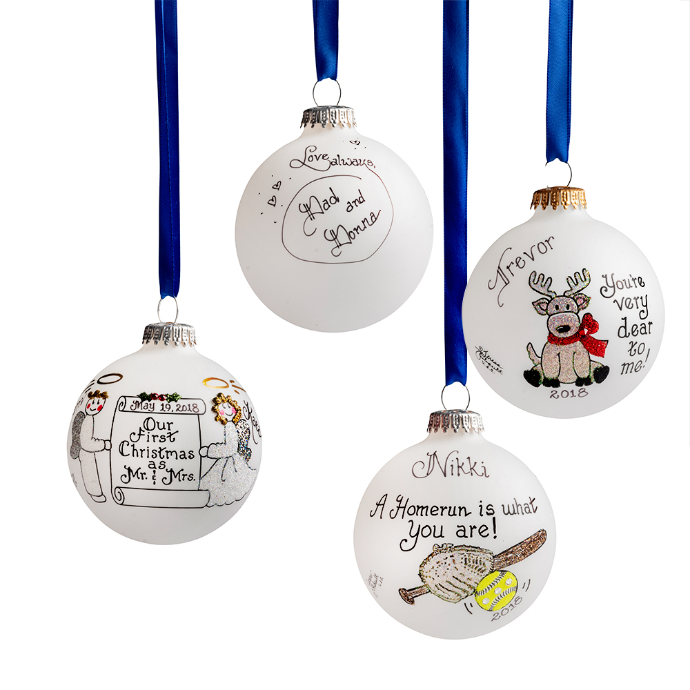 Ornaments by Heart Gifts by Teresa