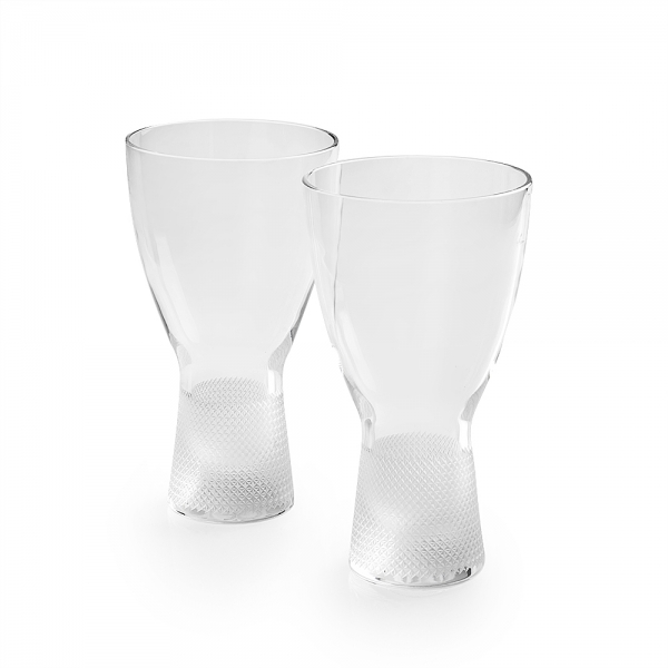 Frantisek Vizner: Water Glass, Set of 2