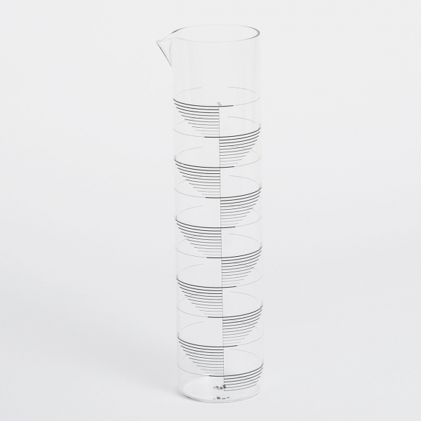 Derek Derksen: Rectangle Stripes Carafe