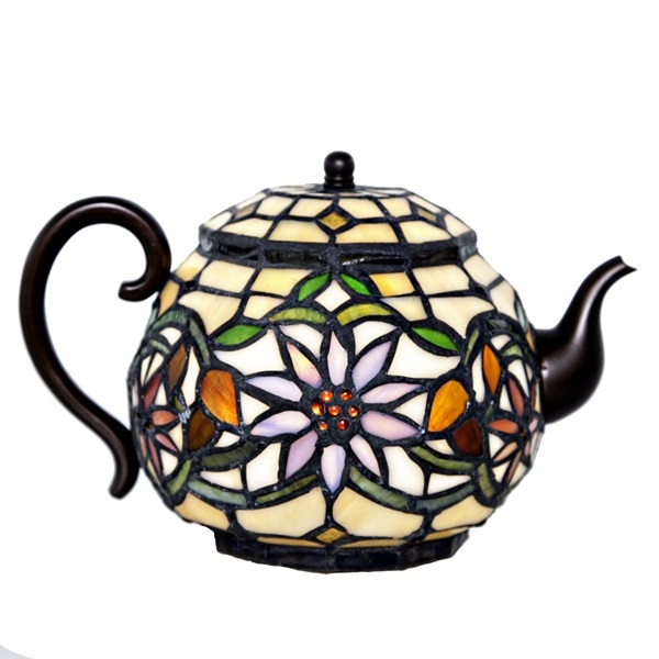 River of Goods: Teapot Accent Lamp