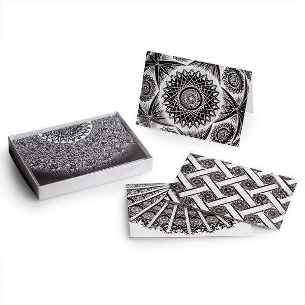 Corning Museum of Glass: Crystal City Boxed Notecards