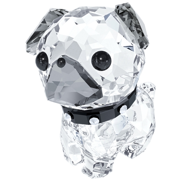 Swarovski: Puppy Series, Roxy the Pug