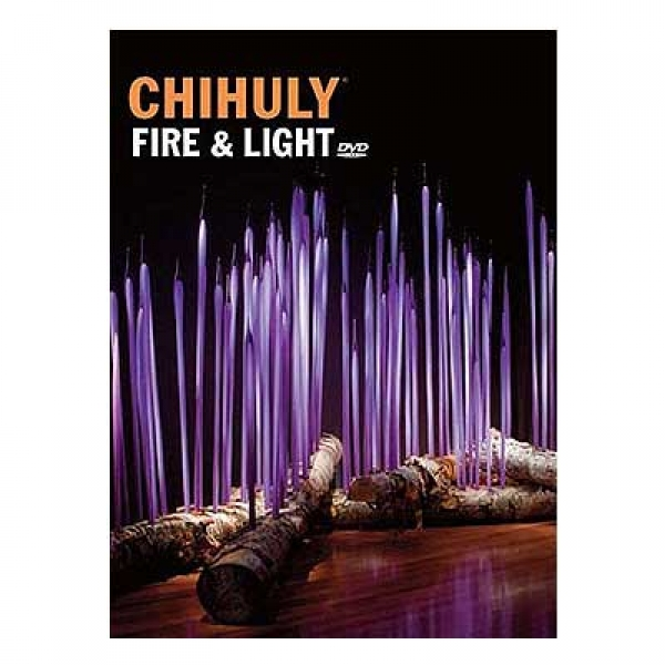 Chihuly Fire U0026 Light Book And DVD