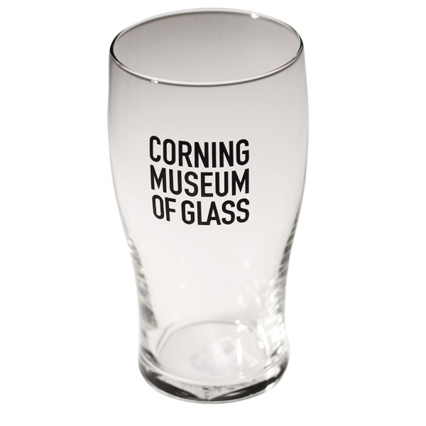 Corning Museum of Glass: 20-Ounce Pub Glass