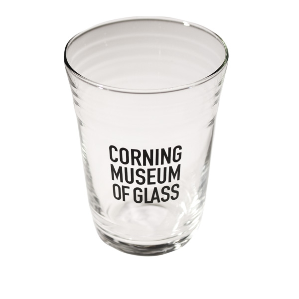 Corning Museum of Glass: 16-Ounce Glass Party Cup