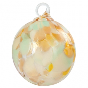 Glass Eye Studio: Classic Ornament, Summer Sand