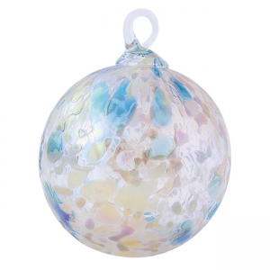 Glass Eye Studio: Classic Ornament, Mermaid