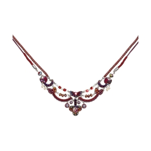 Ayala Bar: Ruby Tuesday Kaytlyn Necklace