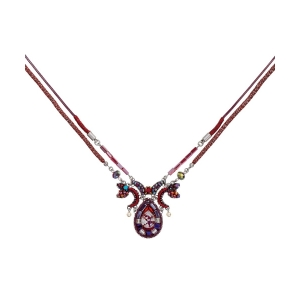 Ayala Bar: Ruby Tuesday Kera Necklace