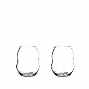 Riedel: Swirl White Wine Glasses, Set of 2