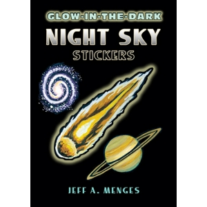 Glow-in-the-Dark: Night Sky Stickers