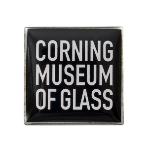 Corning Museum of Glass: Lapel Pin