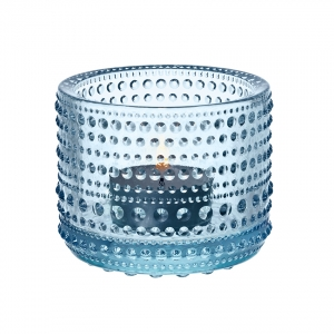 Oiva Toikka: Kastehelmi Votive, Light Blue