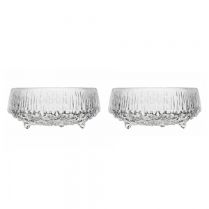 Tapio Wirkkala: Ultima Thule Footed Dessert Bowl, Set of 2
