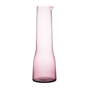 Alfredo Häberli: Essence Decanter, Pale Pink