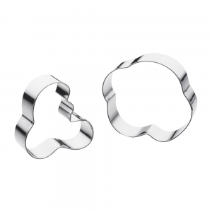 Alvar Aalto: Cookie Cutter, Set of 2