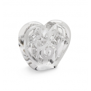 Lalique and Elton John: Music is Love Heart