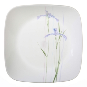 "Corelle: Shadow Iris Square 8.75"" Luncheon Plate"