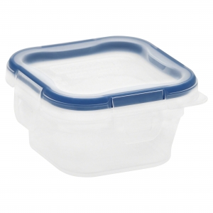 Pyrex Snapware: 1-Cup Square Container