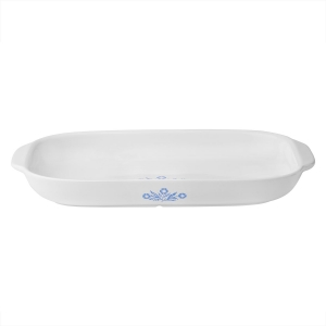 CorningWare: Cornflower 1.9-Quart Baker