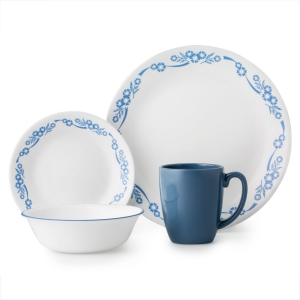 Corelle: Cornflower 16-Piece Set
