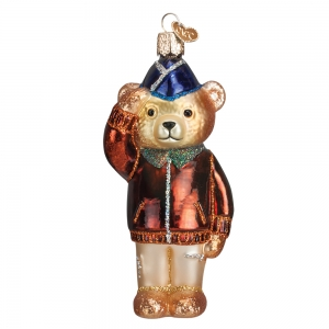 Old World Christmas: Air Force Bear