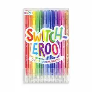 OOLY: Switch-Eroo Color Changing Markers
