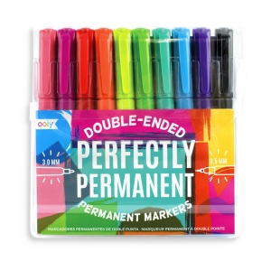 OOLY: Perfectly Permanent Double Ended Markers