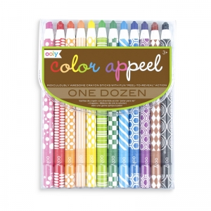 OOLY: Color Appeel Crayons
