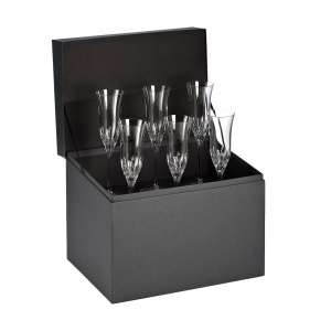 Waterford: Lismore Essence Flutes, Set of 6