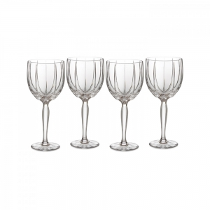 Waterford Marquis: Omega All-Purpose Wine Glasses, Set of 4