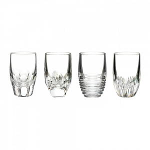 Waterford: Mixology Shot Glasses, Set of 4
