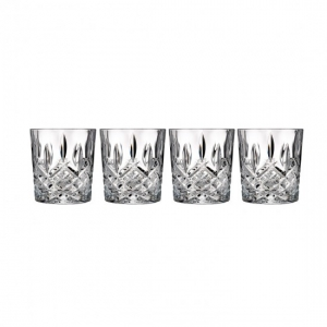 Waterford Marquis: Markham Double Old Fashioned, Set of 4