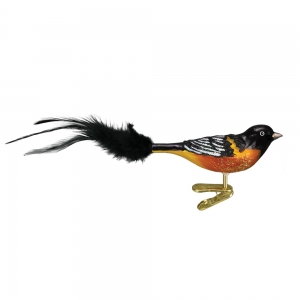Old World Christmas: Baltimore Oriole