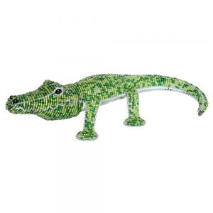 Beadworx: Beaded Gator, Small
