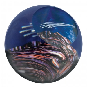 Glass Eye Studio: Celestial Series, Meteor Shower