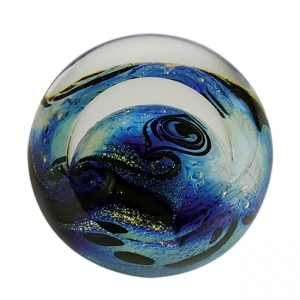 Glass Eye Studio: Celestial Series, Blue Planet