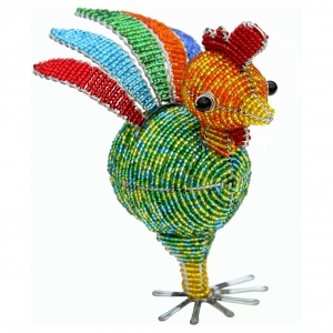 Beadworx: Beaded Baby Rooster