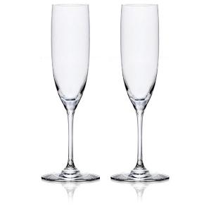 Steuben: Century Champagne Set of 2