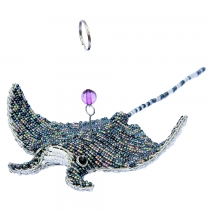 Beadworx: Beaded Manta Ray
