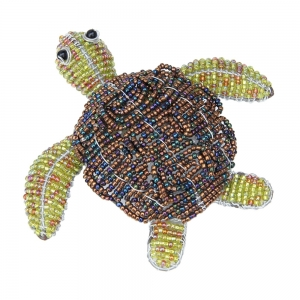 Beadworx: Beaded Sea Turtle, Small