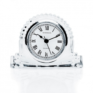 Godinger: Shannon Small Mantel Clock