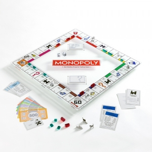 Winning Solutions: Monopoly Glass Edition