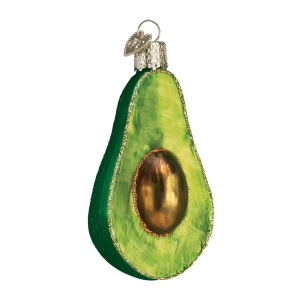 Old World Christmas: Avocado