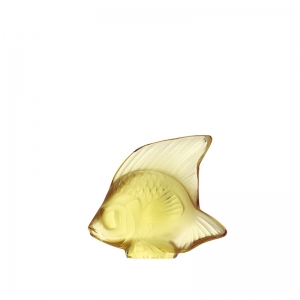 Lalique: Fish, Gold