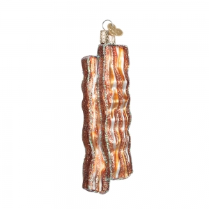 Old World Christmas: Bacon Strips