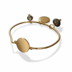 Waterford Rebel: Coco Bracelet, Gold