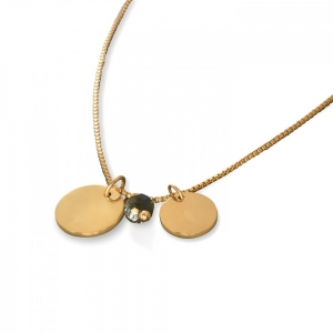 Waterford Rebel: Coco Pendant, Gold