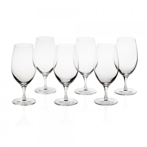 Waterford: Iced Beverage Glasses, Set of 6