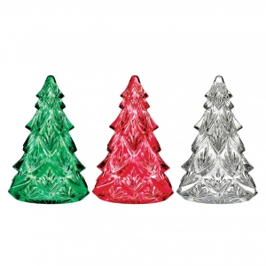 Waterford: Mini Christmas Trees, Set of 3